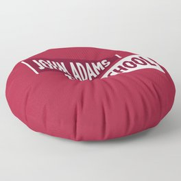 John Adams High School Floor Pillow