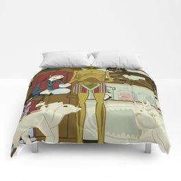 Ye Olde Curiosity Shop Comforters