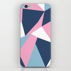 Abstraction Pink iPhone & iPod Skin