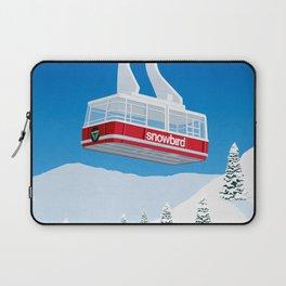Snowbird Ski Resort Laptop Sleeve