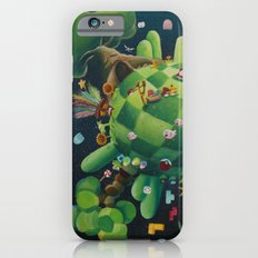 The consoling planet iPhone 6s Slim Case