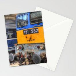 H-Start Train Keleti Station Stationery Cards