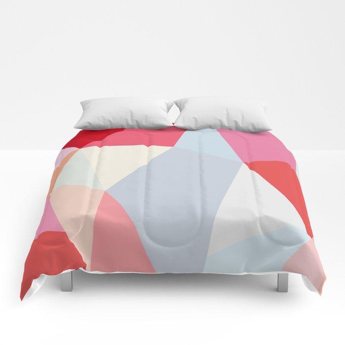 SPRING LOVE Comforters