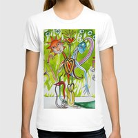 alchemy T-shirts featuring Alchemy  by LuxMundi