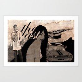 The Last Art Print