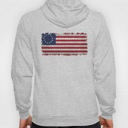 Betsy Ross Flag Hoody