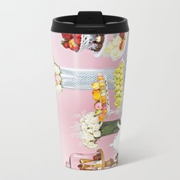 Pastry Party  Metal Travel Mug