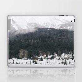 Alpine Village Laptop & iPad Skin