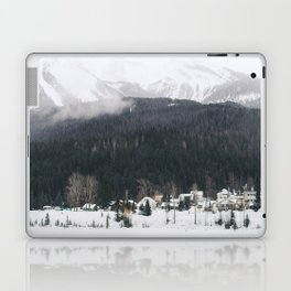 Alpine Village Laptop & iPad Skin