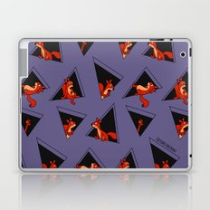squirrel pack Laptop & iPad Skin