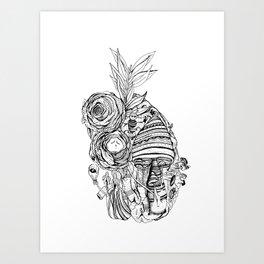 Adaptive Mind Art Print