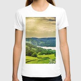 Lake District (6) T-shirt