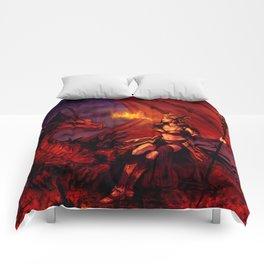 Firebreather Comforters