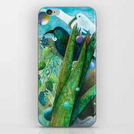 New Zealand Wildlife iPhone Skin