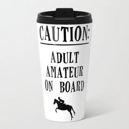 Adult Amateur Travel Mug
