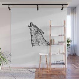 Coyote Wall Mural