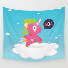 Oups...404! Wall Tapestry