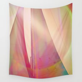 Sunset Sail Wall Tapestry