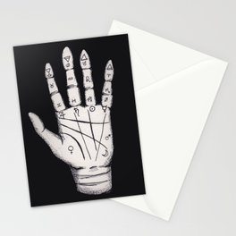 Mystic Palmistry Stationery Cards