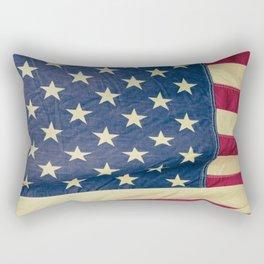 Ye Olde Flag Rectangular Pillow