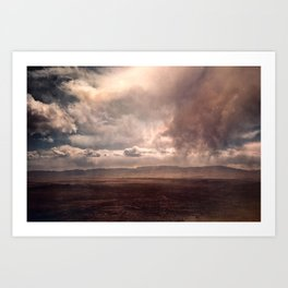 Explorations with Space: No. 1 Art Print