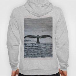Whale's tale Hoody
