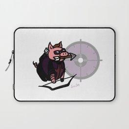 Pork Eye Laptop Sleeve