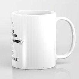 the four agreements Coffee Mug