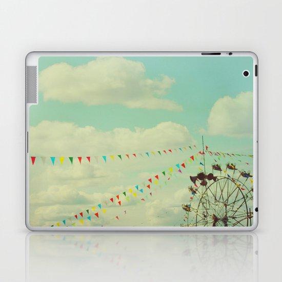 the joy of summer Laptop & iPad Skin