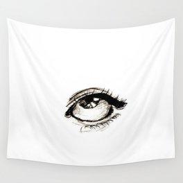 Eye. Wall Tapestry