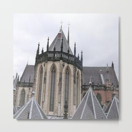 Queen's Church Metal Print