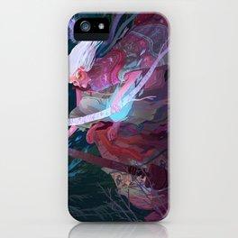Baba Yaga iPhone Case