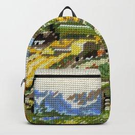 Found Tapestry Landscape Backpack
