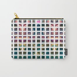 Square Repeat Carry-All Pouch