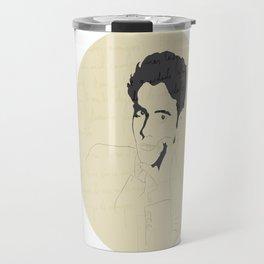 Federico García Lorca Travel Mug