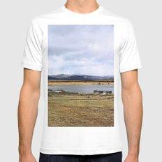 Rural Colorado Mens Fitted Tee White MEDIUM
