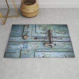 Old Door Rug