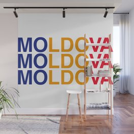 MOLDOVA Wall Mural