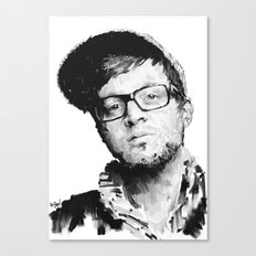 Mayer Hawthorne Canvas Print