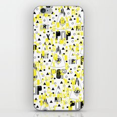 A.R.T.P.O.P. i ii iPhone & iPod Skin
