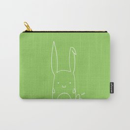 Poot the Bunny Carry-All Pouch