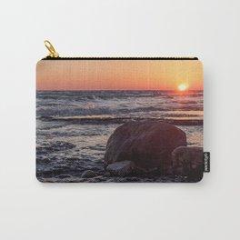 Sandbanks Sunset #2 Carry-All Pouch