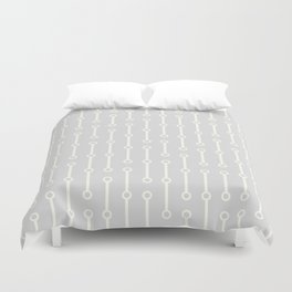 Connect the Dots Duvet Cover