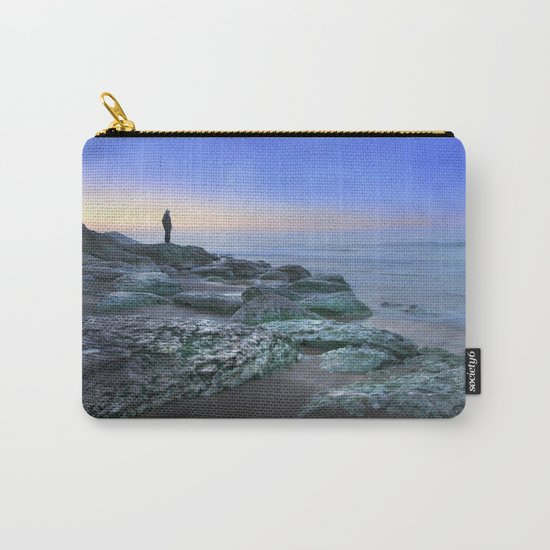 """""""Evening view"""" Carry-All Pouch"""