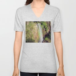 Queen Mary Falls Unisex V-Neck