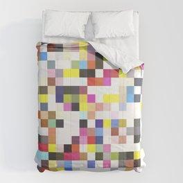 Love Pixel Comforters