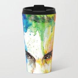 My reflection Travel Mug