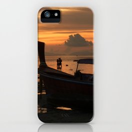 Thailand forever iPhone Case