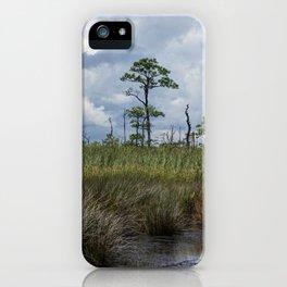 Mackay Island National Wildlife Refuge iPhone Case