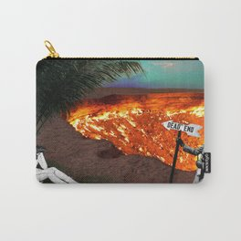 The road to hell is paved with good intentions Carry-All Pouch